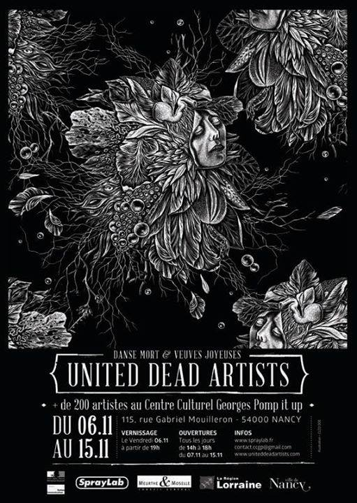 Expo UDA DANSE MORT